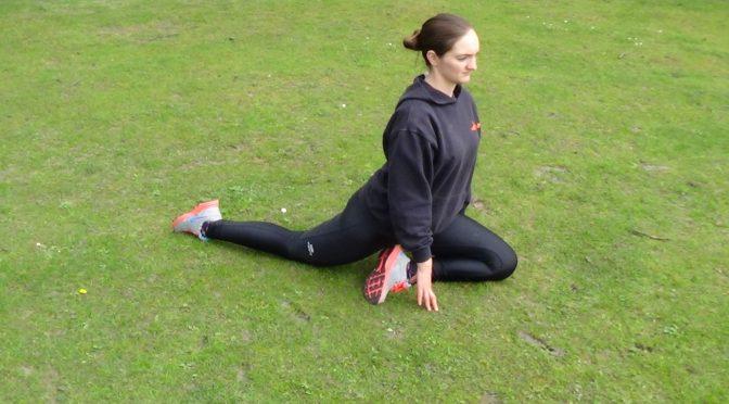 Stretch out Your Sciatica