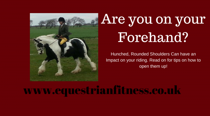 Are You On Your Forehand?