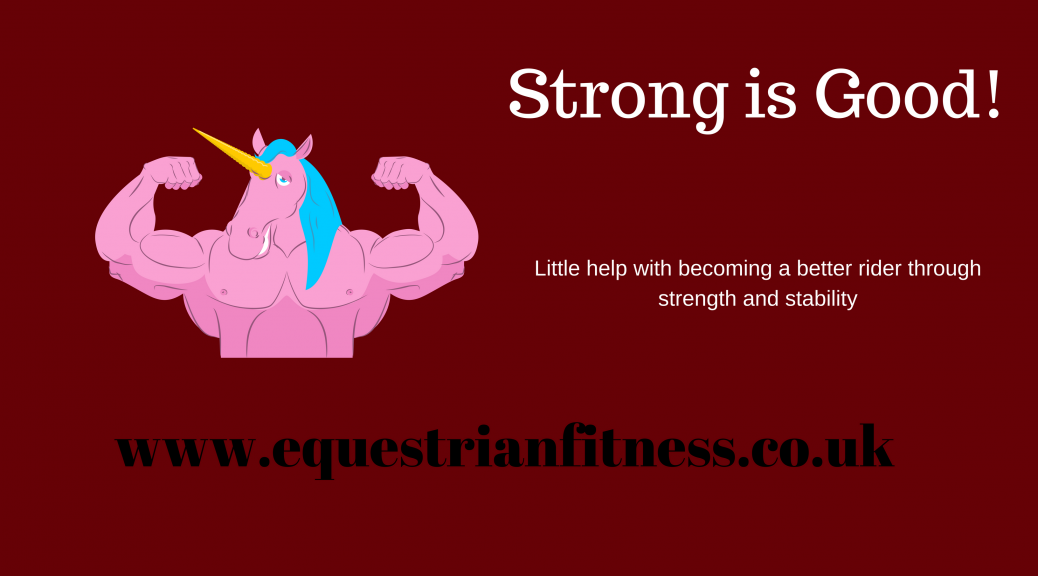 Strong is Good