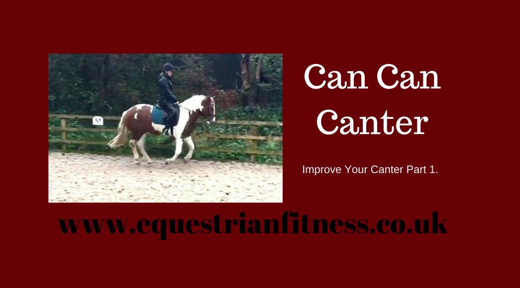 can canter