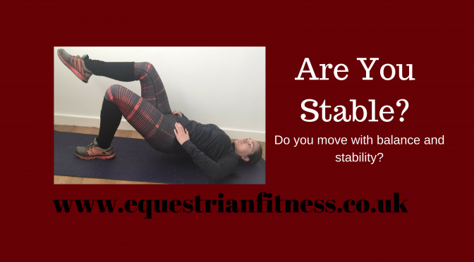 Are You Stable?
