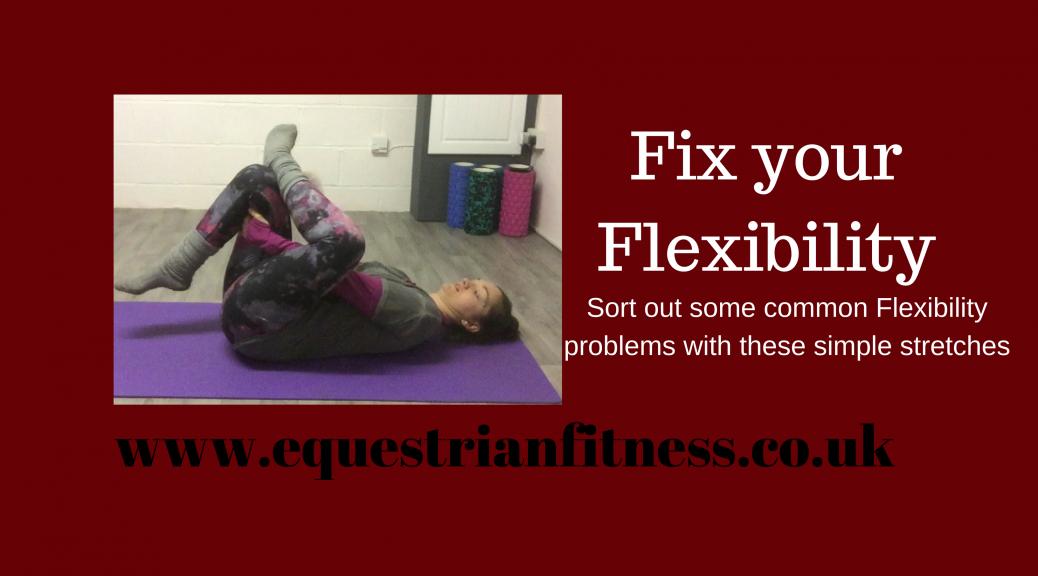 fix your Flexibility