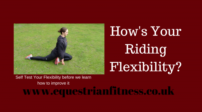 How's Your Flexibility?
