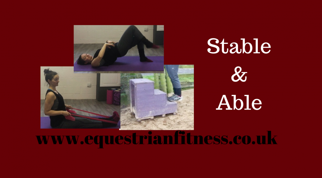 stable & able