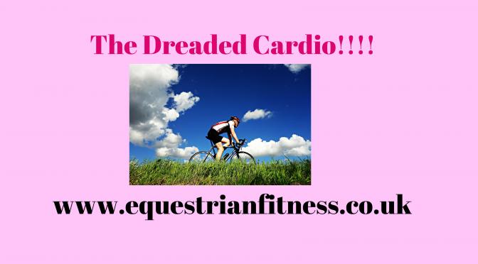 The Dreaded Cardio