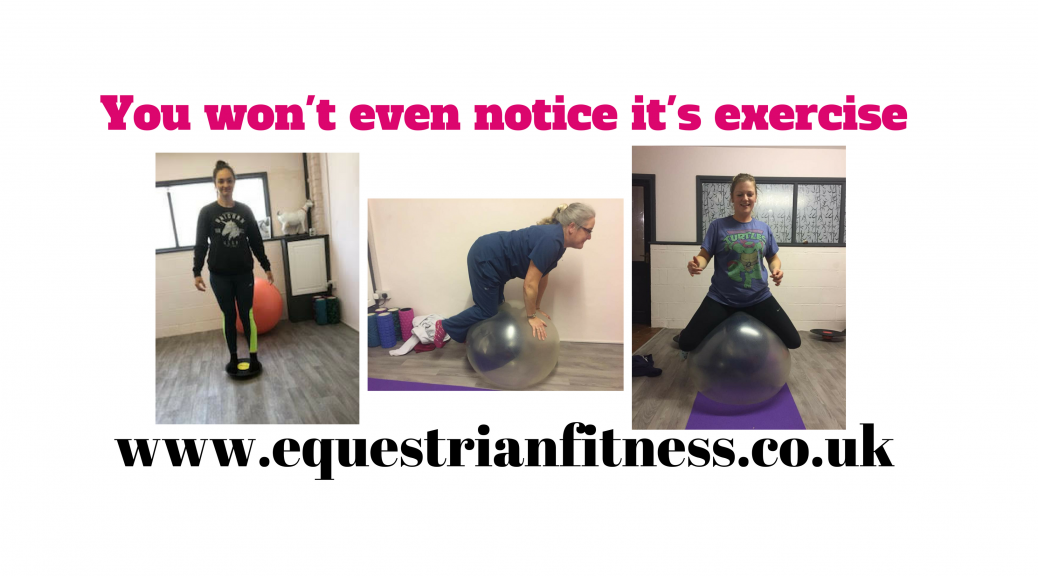 you wont even know its exercise