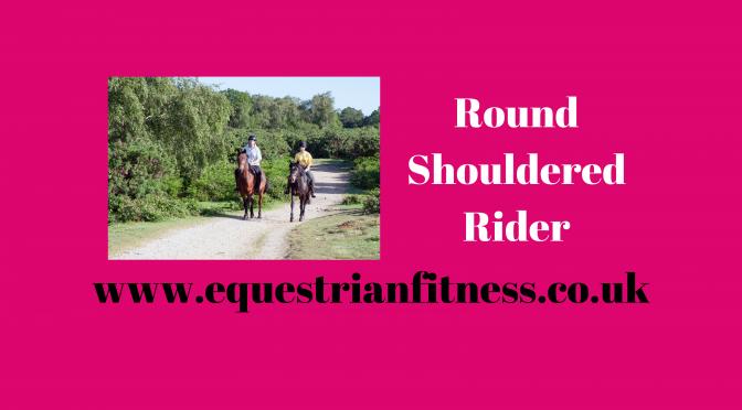 Round Shouldered Rider