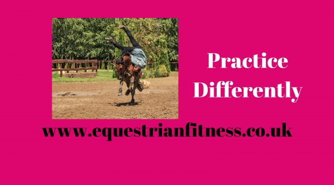 Practice Differently