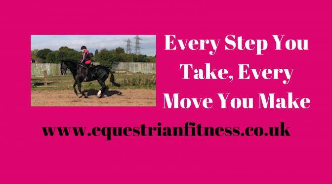 Every Step You Take, Every Move You Make