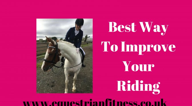 Best way to improve your riding