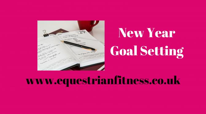 New Year Goals
