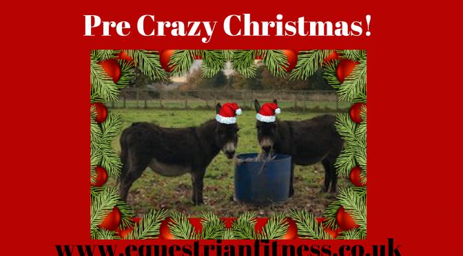 Pre Crazy Christmas