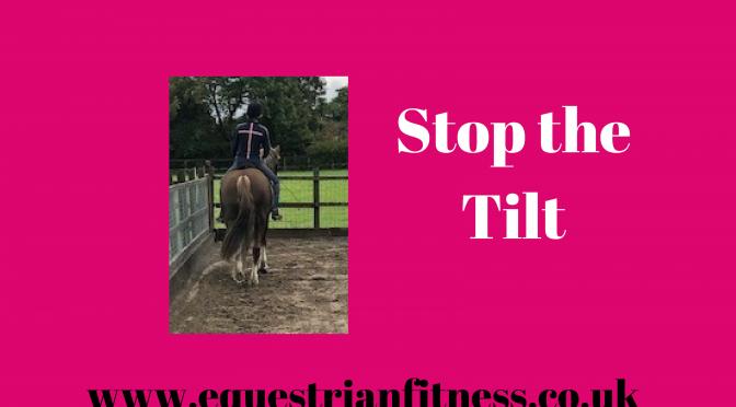 Stop the Tilt