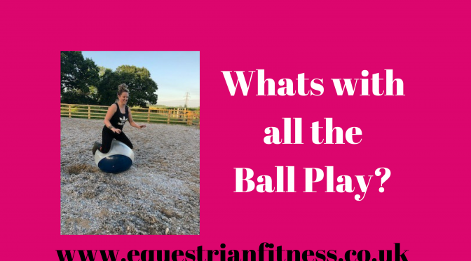 What's with all the Ball Play?