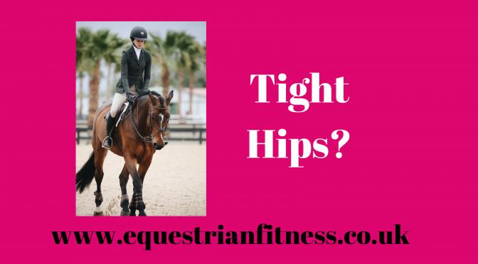 Tight Hips?