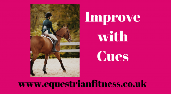 Improve with cues