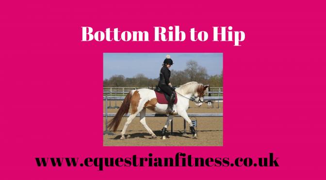 Bottom Rib to  Hip