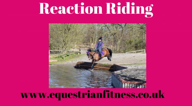 Reaction Riding