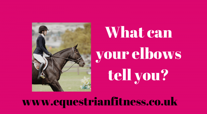 What can your elbows tell you?