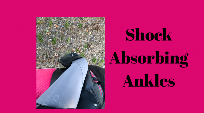 Shock Absorbing Ankles
