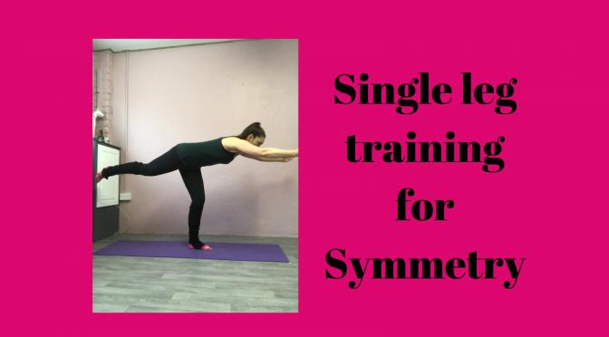 Single Leg Training for Symmetry