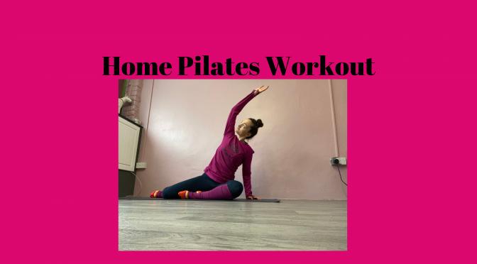 Home Pilates Workout