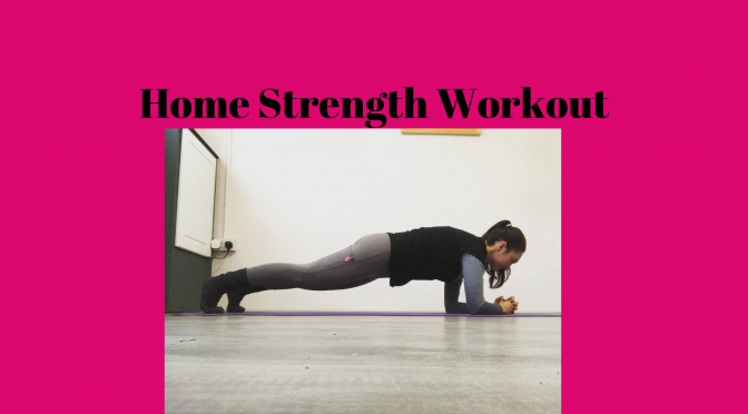I forgot to write a blog post so here's a free workout