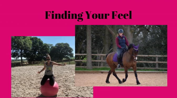 Finding your Feel