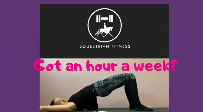 Got an Hour a Week?