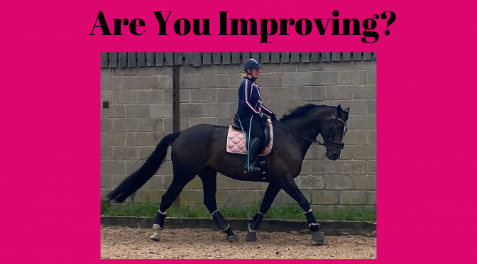 Are You Improving?