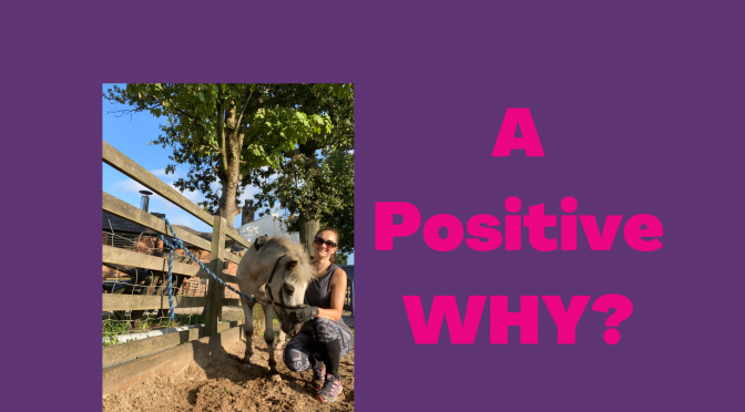 A positive WHY?