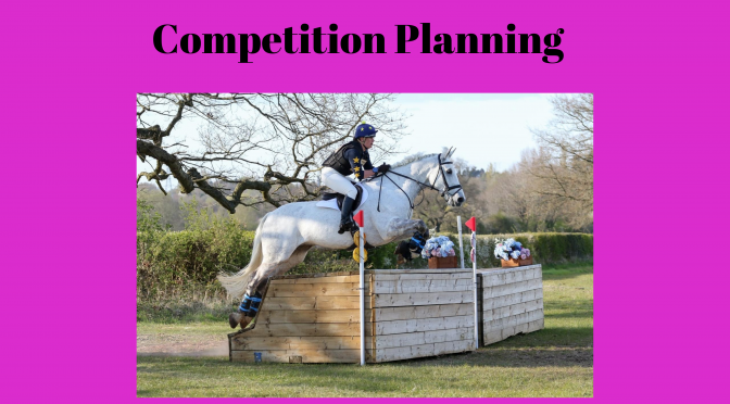 Competition Planning