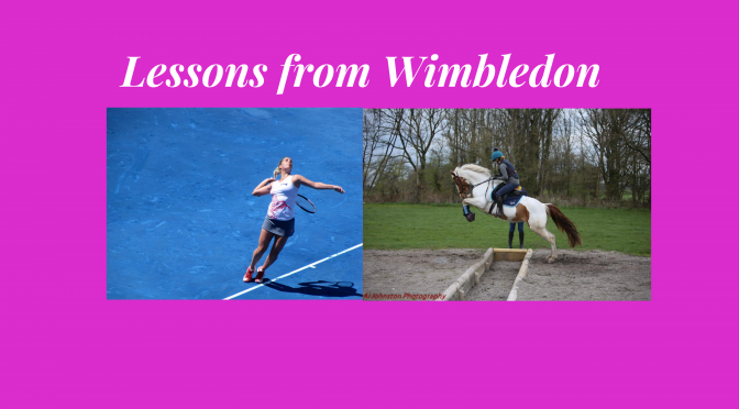 Lessons from Wimbledon